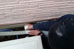 屋根塗装、外壁塗装、ベランダ防水塗装、コーキング打替が完了-さいたま市見沼区Y様