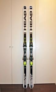 届いた!-new Ski