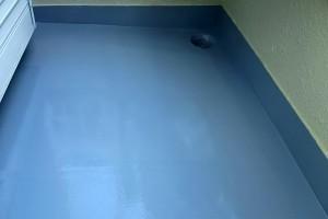 全ての塗装が完了-さいたま市緑区SA様邸(屋根塗装、外壁塗装、ベランダ防水工事)