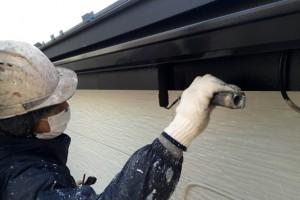 さいたま市見沼区YO様邸で外壁塗装が完了