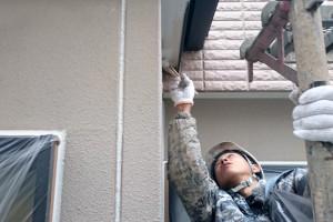 さいたま市緑区のKA様邸で屋根塗装と外壁塗装を行いました。