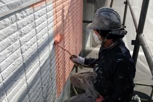 さいたま市緑区のKA様邸で外壁塗装