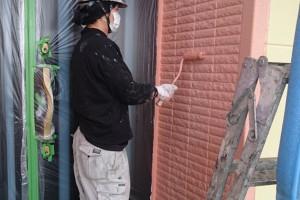 さいたま市緑区のKA様邸で屋根塗装と外壁塗装が完了