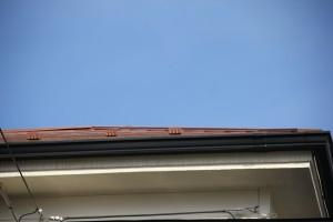 さいたま市中央区のS様邸の屋根塗装と外壁塗装の現状調査