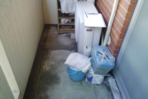 さいたま市大宮区のマンションで雨漏り調査