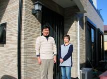 さいたま市で高遮熱屋根塗装、外壁塗装、ベランダ防水塗装を行ったお客様の声