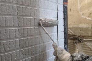 さいたま市南区のS様邸で、外壁塗装