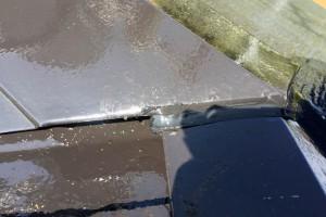 さいたま市桜区でE様邸の屋根塗装が完了