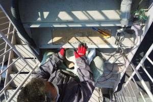 さいたま市大宮区のSマンションで塗装と左官工事が着工