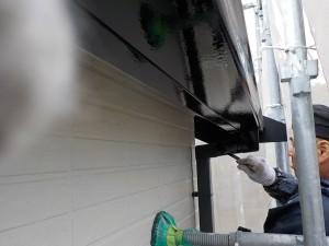 さいたま市南区のI様邸で外壁塗装の補修が完了