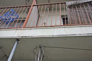 さいたま市北区の賃貸マンションで外壁塗装と爆裂補修工事の契約