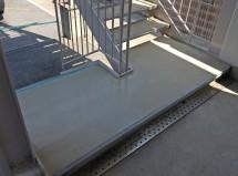 さいたま市大宮区のマンションの外部階段補修と塗装