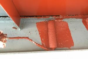 さいたま市北区の賃貸マンションで細かな箇所の塗装