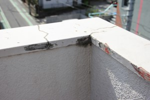さいたま市浦和区のM様からマンションの外壁塗装の見積依頼