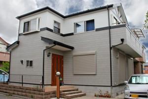 さいたま市緑区のS様邸で外壁塗装の完工でご近所挨拶