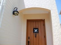 上尾市で屋根塗装と外壁塗装、コーキング打替の施工例