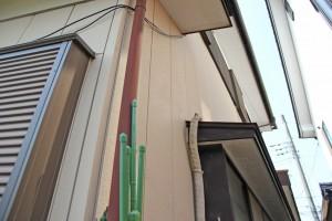 さいたま市西区のO様邸で外壁塗装が着工