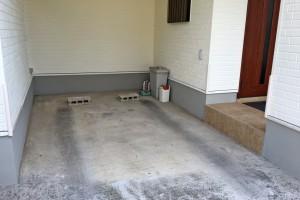 さいたま市桜区、M様邸で外壁塗装の全ての工程が完了