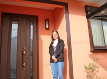 さいたま市北区で、屋根遮熱塗装と外壁塗装、塀塗装にベランダ防水トップコートをしたお客様の声