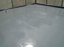 さいたま市南区で屋上シート防水をカバー工法で通気緩衝工法によるウレタン塗膜防水に