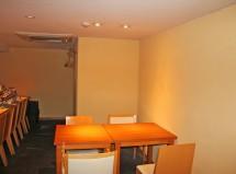 店舗内部塗装-さいたま市浦和区-懐石・会席料理/魚菜基様