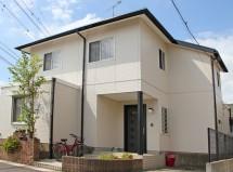 上尾市で屋根塗装と外壁塗装、防水工事の施工例