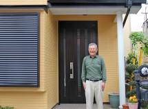 さいたま市で屋根遮熱塗装、外壁塗装、コーキング打替、防水工事のお客様の声
