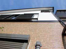 さいたま市浦和区で屋根遮熱塗装、外壁塗潰&クリア塗装、コーキング打替、ベランダトップコートの施工例