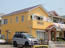 さいたま市浦和区で屋根の遮熱塗装、ドイツ張り外壁塗装、防水トップコート、コーキング打替