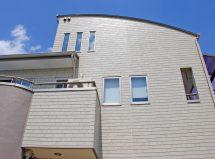 さいたま市西区で屋根の遮熱塗装と外壁のクリアー塗装と塗潰し、コーキング打替、ベランダ防水トップの施工例