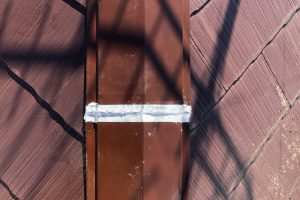 さいたま市西区、K様邸で屋根塗装と外壁塗装
