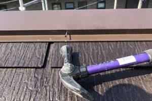さいたま市大宮区、N様邸の屋根の補修と塗装