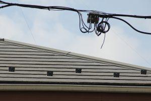 上尾市のE様へ屋根塗装と外壁塗装の見積説明