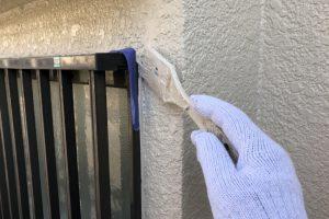 さいたま市西区、K様邸で屋根塗装と外壁塗装の駄目拾い
