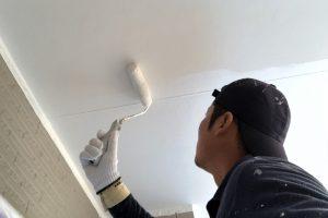 さいたま市西区、N様邸で外壁塗装と軒天塗装