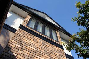 さいたま市北区、K様邸の屋根塗装と外壁塗装が完工