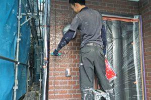 さいたま市浦和区のN様邸で屋根塗装と外壁塗装