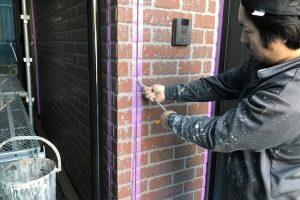 さいたま市浦和区のN様邸で外壁のコーキング打替完了