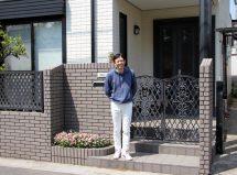 さいたま市見沼区で、外壁塗装、ベランダとルーフバルコニー防水工事をしたお客様の声