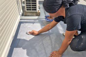 さいたま市浦和区、I様邸の屋根塗装と外壁塗装が完工