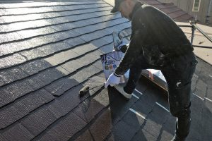 さいたま市中央区、S様邸で屋根塗装と外壁塗装