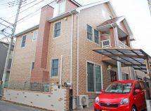さいたま市西区で屋根塗装、外壁塗装、防水、コーキングの施工例
