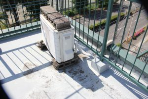 さいたま市見沼区のY様からYビルの外壁塗装と屋上防水の見積依頼