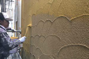 さいたま市中央区のM様邸で外壁塗装と付帯部分の塗装