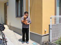 上尾市で屋根塗装と外壁塗装のお客様の声