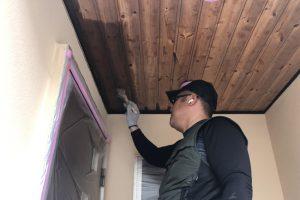 さいたま市北区のT様邸はスパンドレル外壁塗装が完了