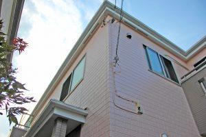 さいたま市見沼区、Y様邸の屋根塗装や外壁塗装が完工