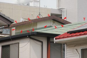 さいたま市中央区のN様より屋根塗装と外壁塗装の見積依頼
